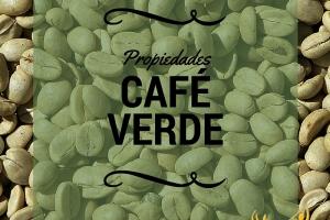 El café verde y sus propiedades