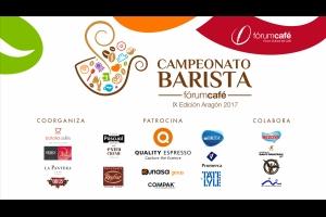 IX Campeonato Barista en Aragón