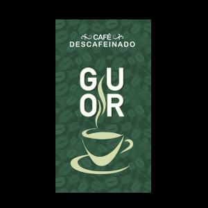 Café Guor Descafeinado