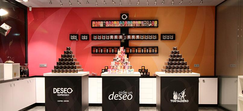 Nuestra Tienda Deseo Espresso