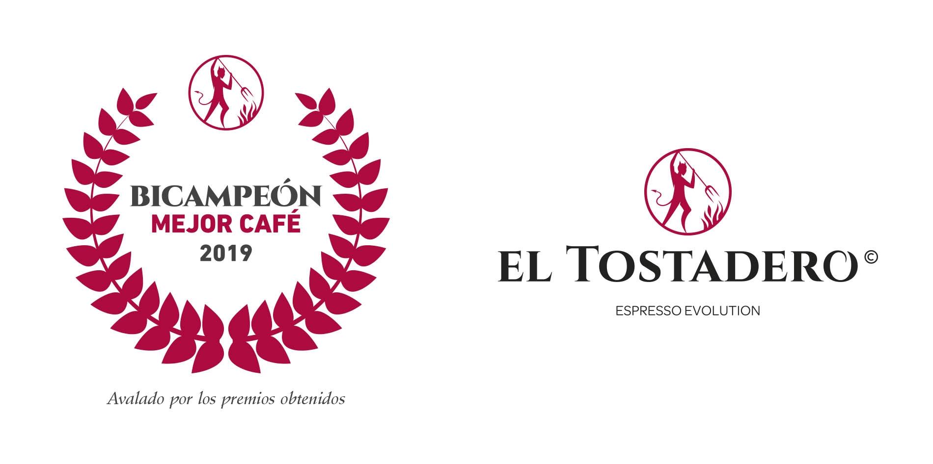Bicampeón Mejor Café